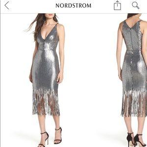 Nordstrom Dress the Population sequin dress